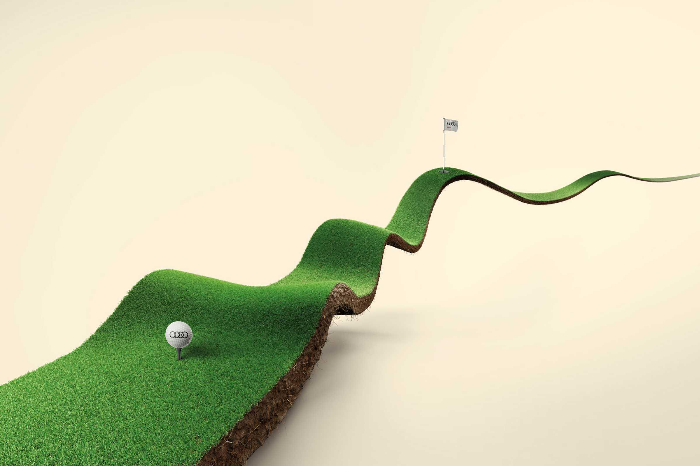 AUDI golf 2019