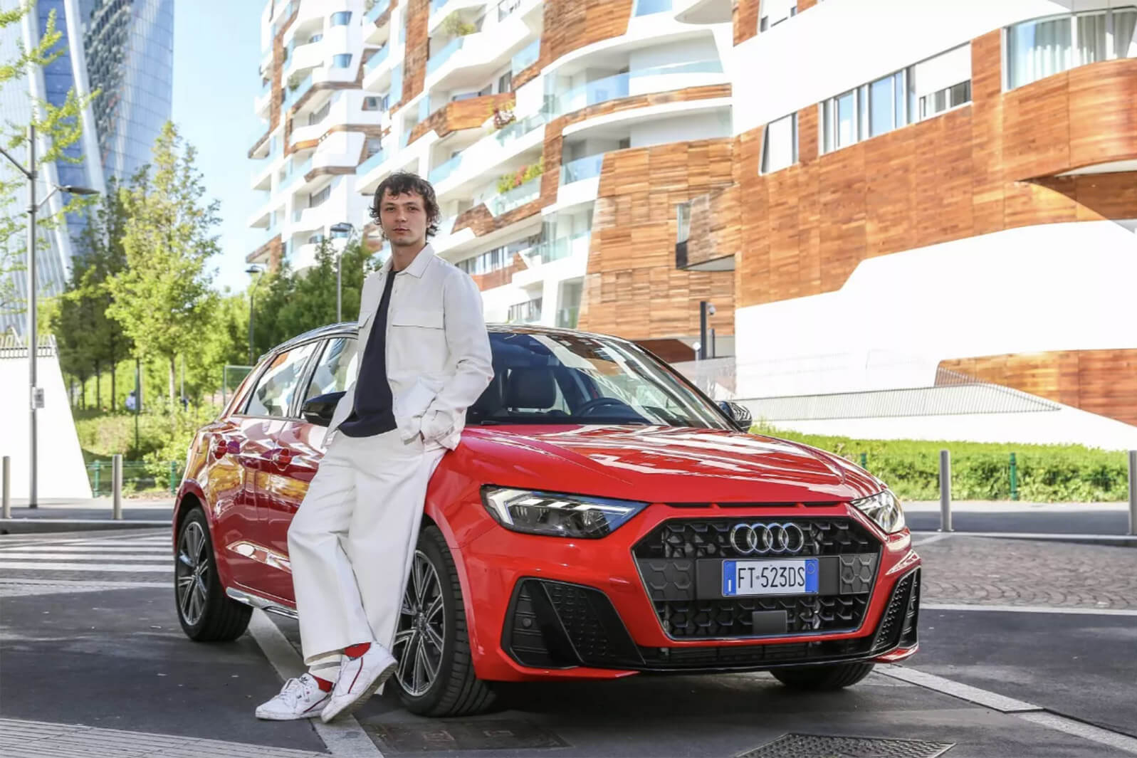 Audi City Lab 2019