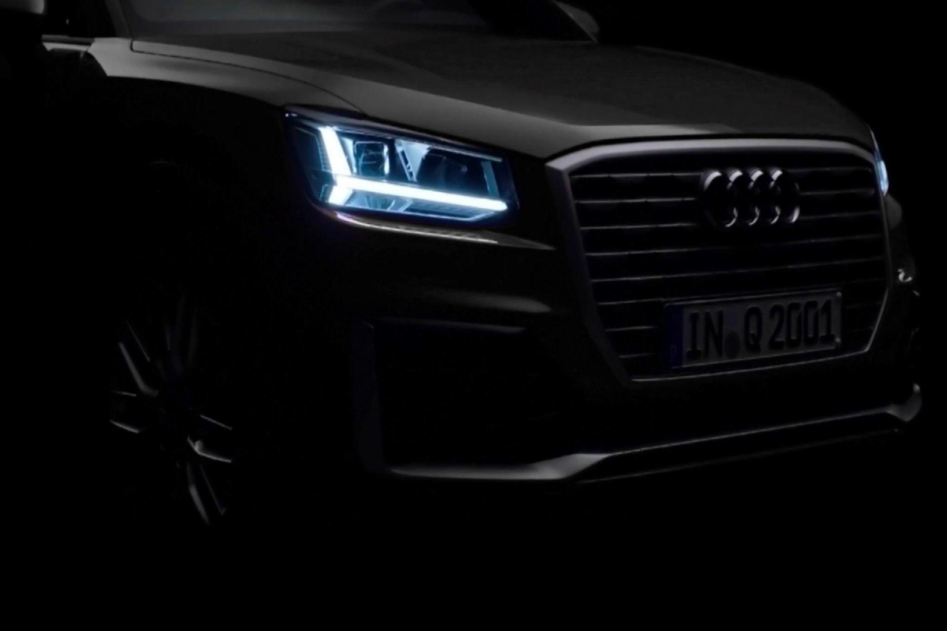 1 Audi untaggable q2