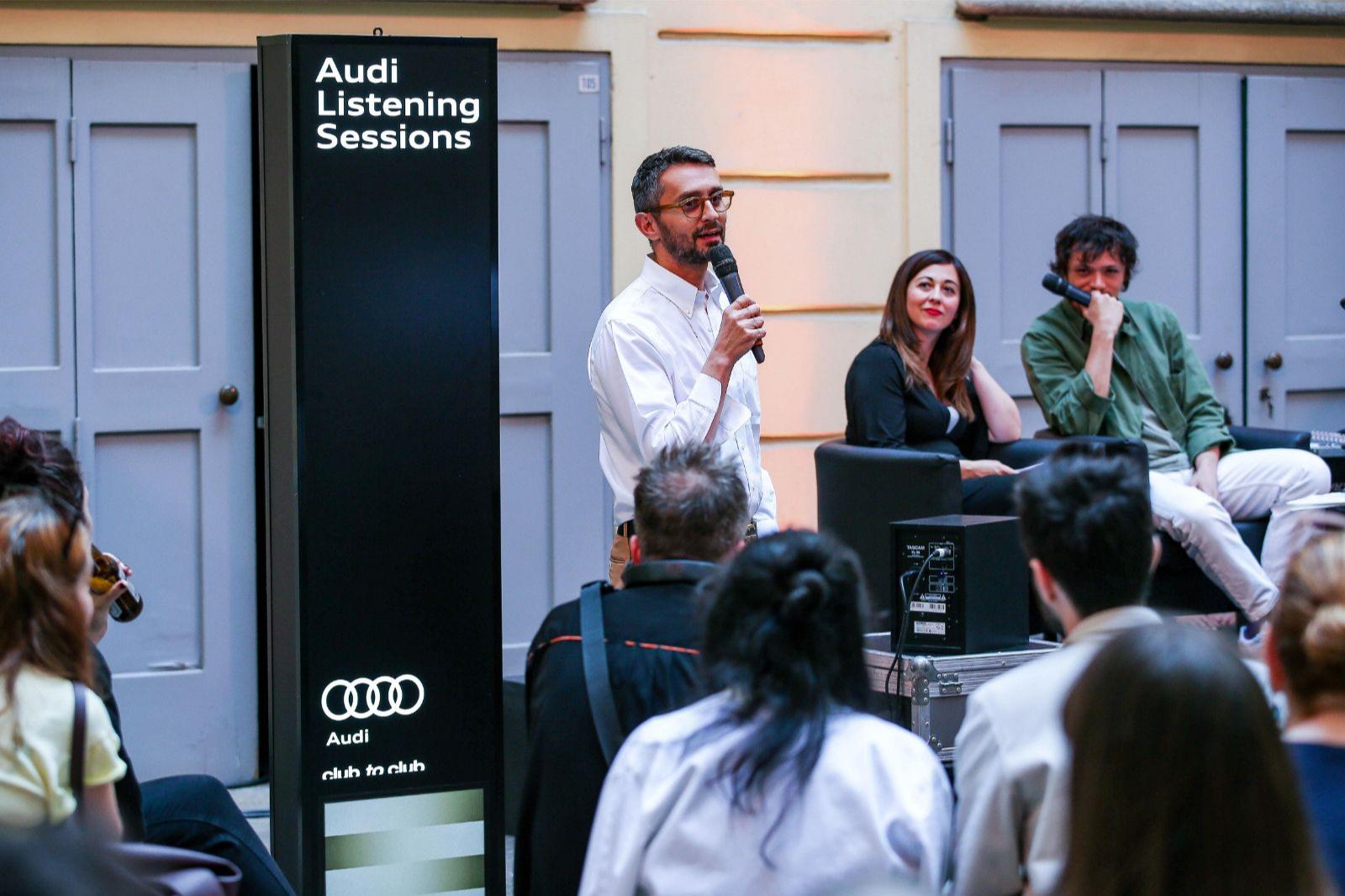 Audi Listening Sessions 10