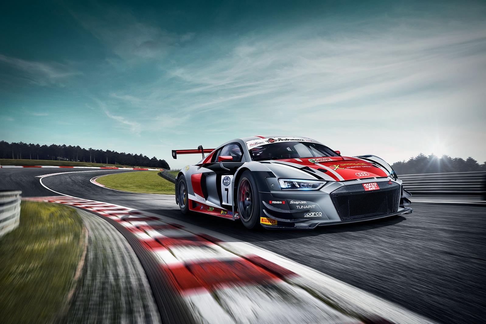 campionato suoer GT3