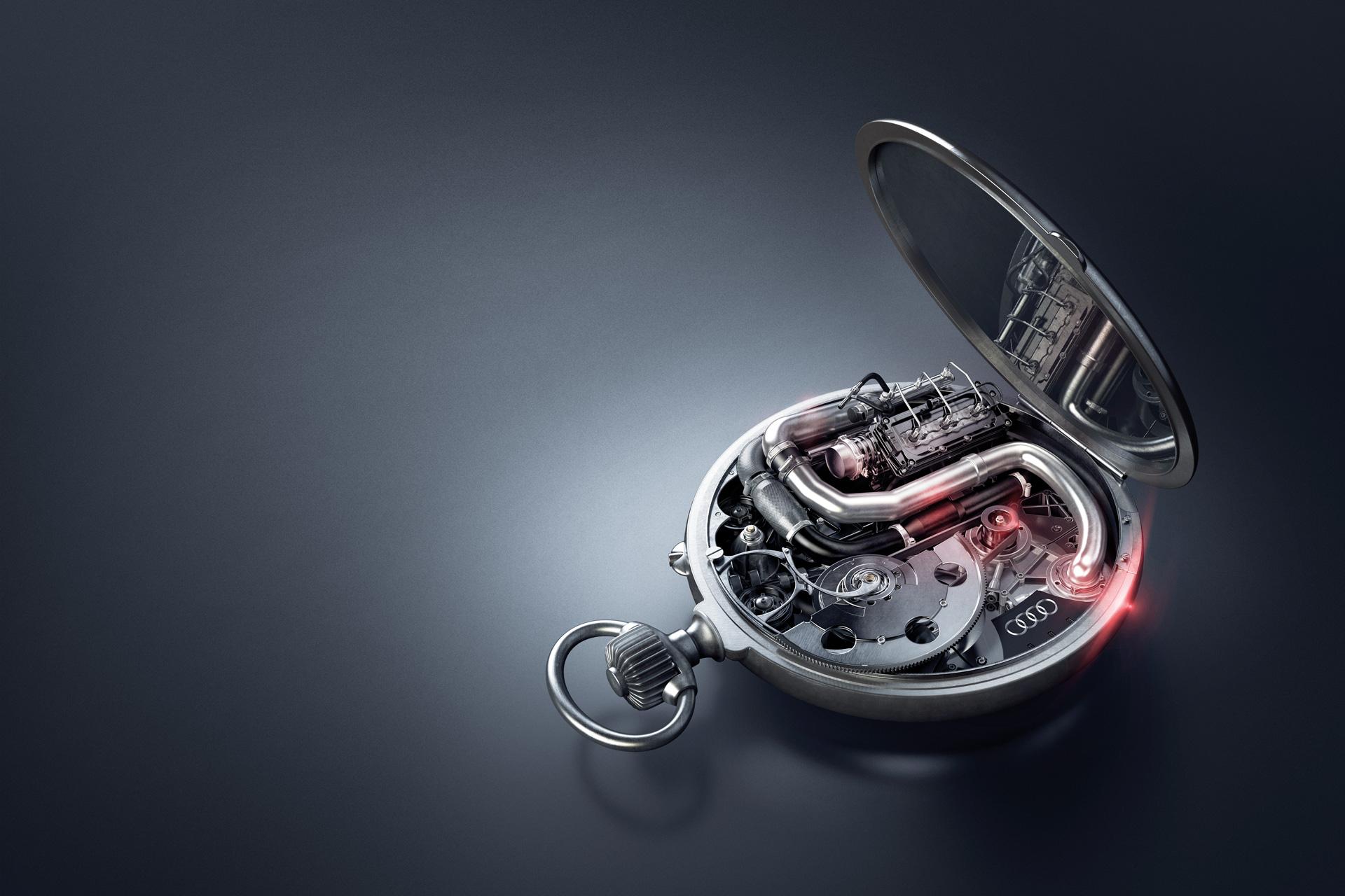 Audi orologio 1920