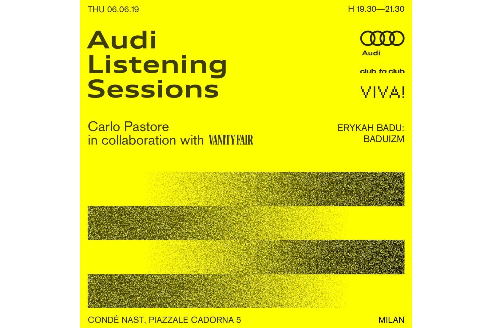 Audi Listening Sessions def 3